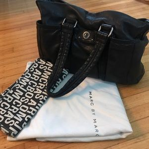 Marc By Marc Jacobs Totally Turnlock Diaper Bag